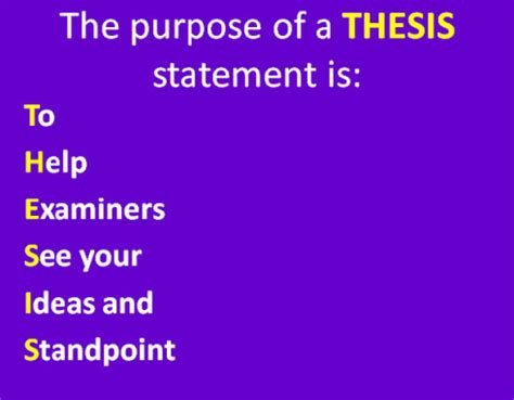 Racism Thesis Statement Examples For Essay